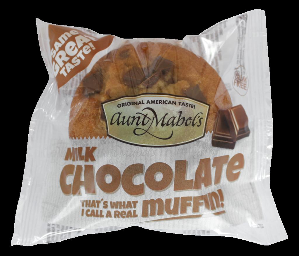 Muffin Aunt Mabel Chocolat Lait