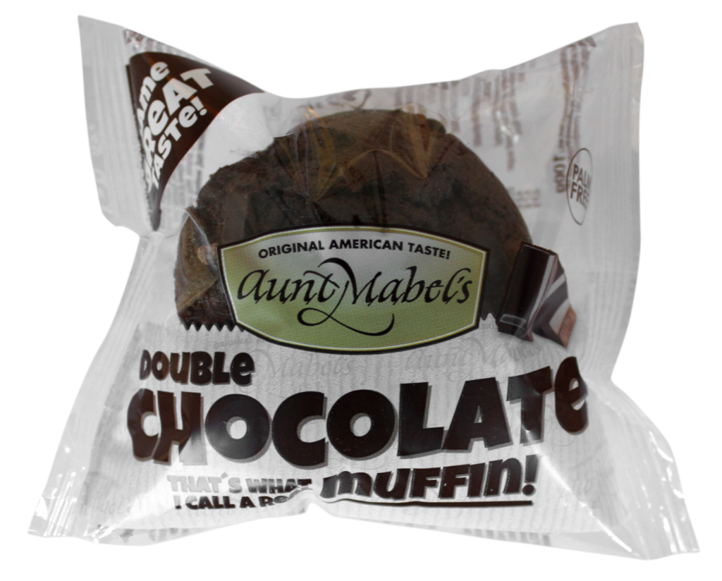 Muffin Aunt Mabel Double Chocolat